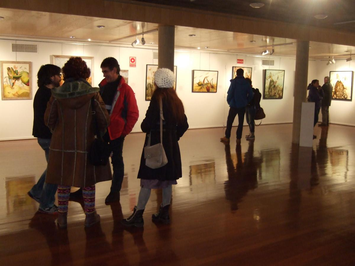 Exposición de pintura en Soria